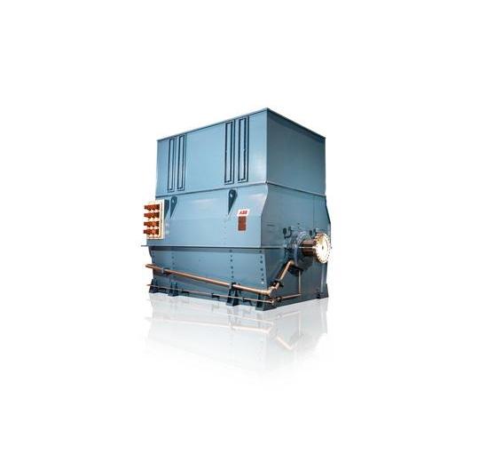 AMS1250_Level2_spegel_720 Generator synchroniczny